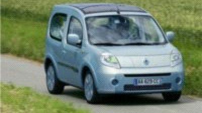 Kangoo be bop Z.E. zapowiedzią seryjnych Renault