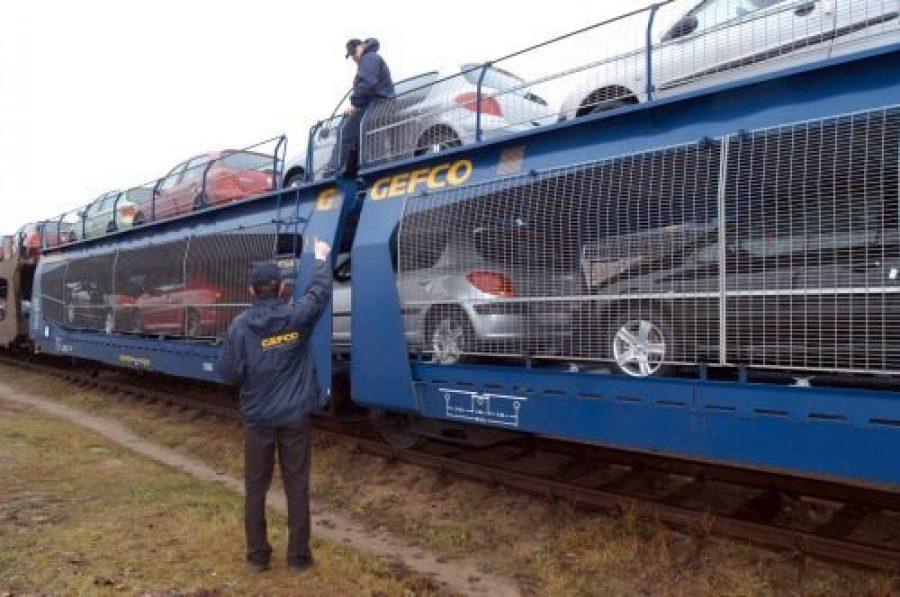 Usługi warsztatowe w logistyce przemysłu motoryzacyjnego