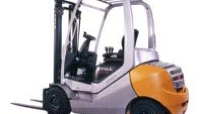 Firmy wstrzymują się z zakupem wózków widłowych