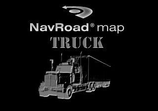 NavRoad map TRUCK