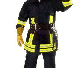 Inspektorzy ochrony przeciwpożarowej
