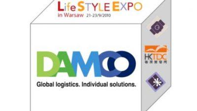DAMCO partnerem targów LifeStyle Expo 2010