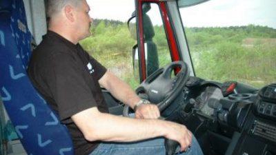 Czy zabraknie kierowców zawodowych?
