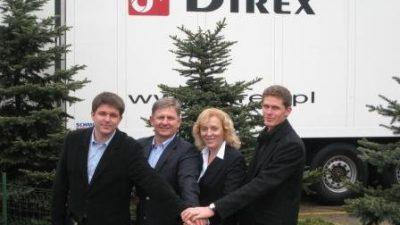 Direx – Pomost między Wschodem i Zachodem