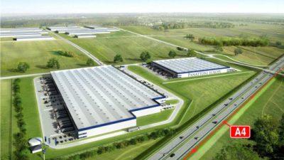 Nowy klient w Panattoni Park Wrocław II  – firma SATO wynajmie 2 700 m²