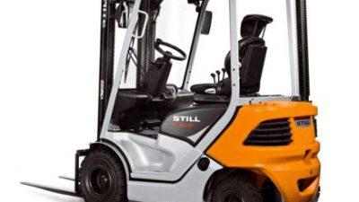 RC 40 – nowy wózek Still