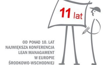 XI Konferencja Lean Management