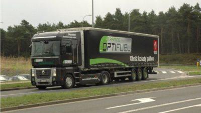 Rusza trzecia edycja Optifuel Renault Trucks Polska