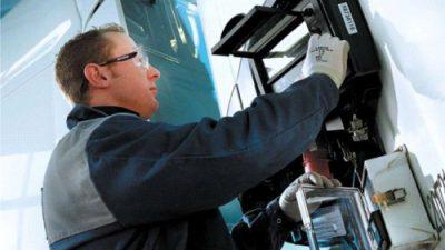 Carrier skontroluje agregaty chłodnicze