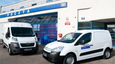 Citroëny na poczcie