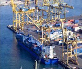 Centra logistyczne nad Bałtykiem