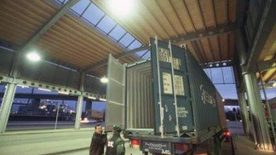 Porty przygotowane na skażenie radioaktywne