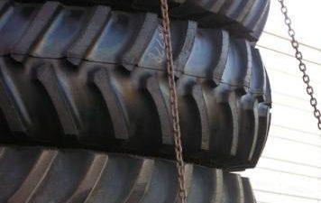 Dynamiczny wzrost sprzedaży opon ciężarowych