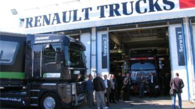 Nowy serwis Renault Trucks w Błoniu