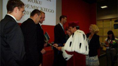 Rok akademicki 2011/2012 został otwarty!