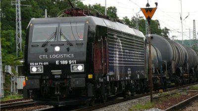 CTL Logistics dla Konrad Zippel Intermodal