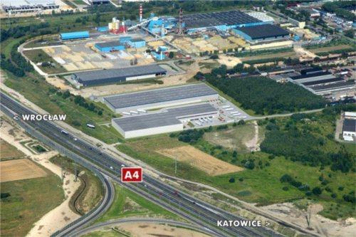 Rozbudowa Panattoni Park Gliwice