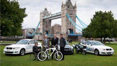 BMW wspiera Igrzyska Olimpijskie w Londynie