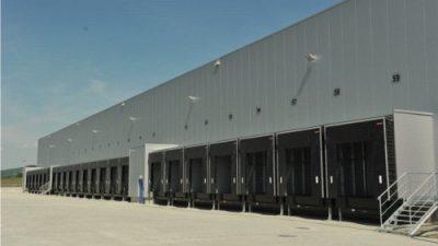 Goodman przekazał DB Schenker Logistics BTS