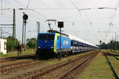 PKP CARGO samodzielnym przewoźnikiem w Belgii