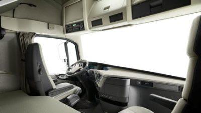 Powietrze w kabinie Volvo FH pod kontrolą