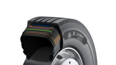 Nowa gama opon do dalekobieżnych pojazdów ciężarowych od Michelin