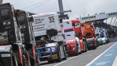 Nowy sezon wyścigów ciężarówek 2013 z Goodyear