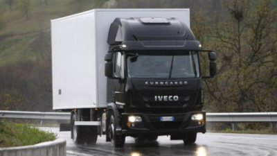 Iveco dostarczy ponad 1600 pojazdów do Iraku