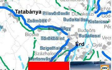 Nowe opłaty drogowe na Węgrzech od 1 lipca