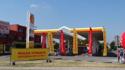 Trzecia stacja Neste pod skrzydłami marki Shell już otwarta
