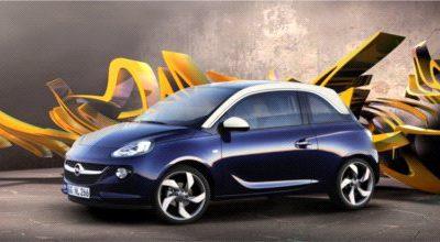 Flotowy Opel w nowej szacie