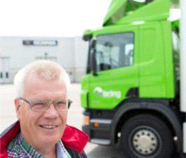 Scania dostarcza pierwsze na świecie ciężarówki z silnikami Euro 6 zasilane gazem