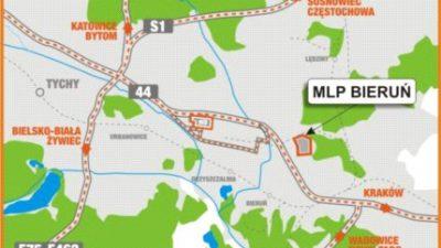 MLP Group buduje w Bieruniu hale magazynowo-produkcyjne