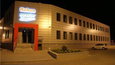 Nowa inwestycja Grupy Raben w Lublinie