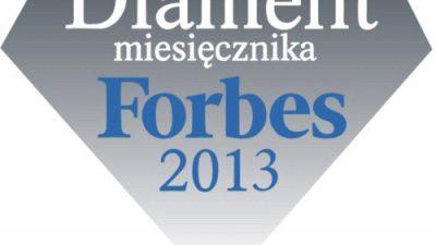 Euroservice ponownie Diamentem Forbesa