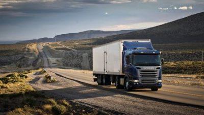 Scania wykorzystuje grawitację, aby oszczędzać paliwo