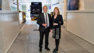 Scania rozbudowuje Technical Centre w Szwecji [Zobacz film]
