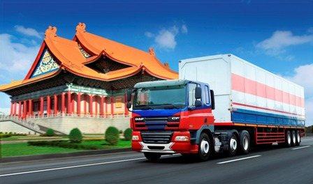 Dwutysięczny pojazd DAF CF zmontowany na Tajwanie