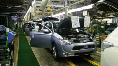 Mitsubishi przejmuje fabrykę Forda