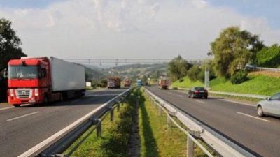 2,3 mln zł kary dla firm transportowych i kierowców od PIP