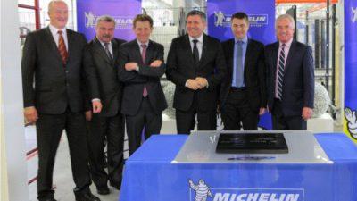 Michelin inwestuje 100 milionów euro w Olsztynie