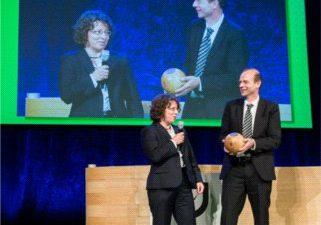 Continental zdobywcą nagrody GreenTec Award 2014 za gumę z dmuchawców