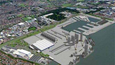 Siemens zbuduje fabrykę turbin wiatrowych