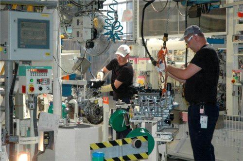 Nowy silnik z Toyota Motor Manufacturing Poland
