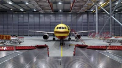 DHL podpisał kontrakt z Airbusem