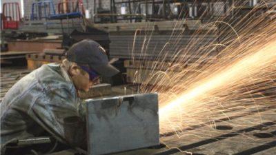 Majowa stagnacja w polskim przemyśle