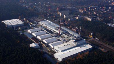 EBI wspiera modernizację przemysłu szklarskiego w Polsce