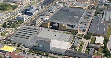 Umowa na rozbudowę olsztyńskiej fabryki Michelin