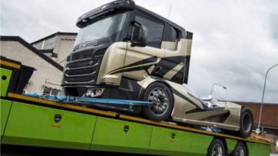 Scania Chimera patrzy w przyszłość