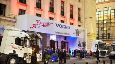 20 lat razem − Volvo Trucks, Renault Trucks i VFS Usługi Finansowe